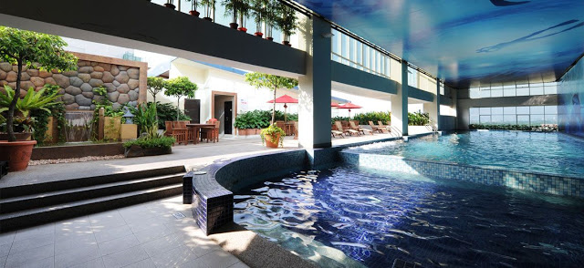 Hotel Ini Terletak Di One Borneo Mall Yang Bersebelahan Dengan Juga Merupakan Agak Mewah Namun Sekiranya Anda Menggunakan